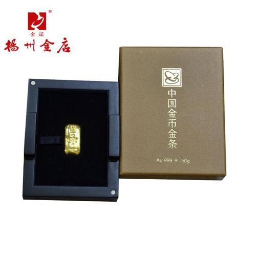 中国金币金条